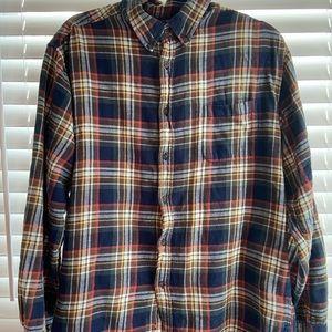 Fall Color Palette Flannel